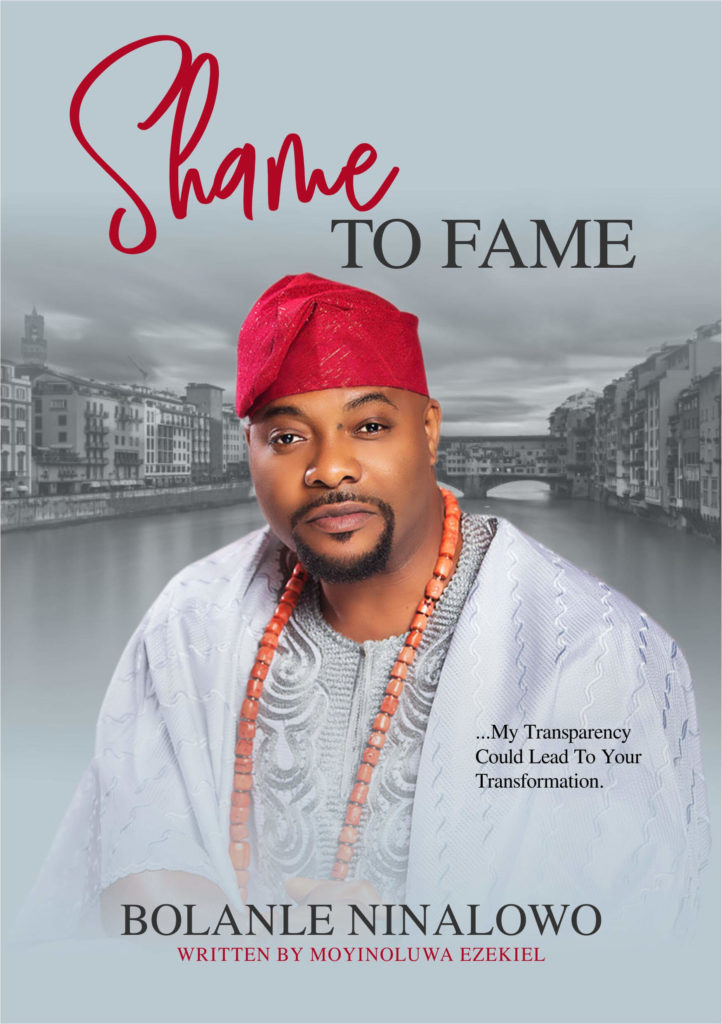 Shame To Fame Book Cover